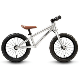 "Early Rider Trail 14"" Laufrad brushed aluminum"